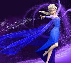 Elsa Frozen wallpaper by ____S Frozen Disney, Elsa Frozen, Frozen Film, Frozen Dress, Frozen Wallpaper, Disney Wallpaper, Disney Fan Art, Disney Fun, Disney Stuff