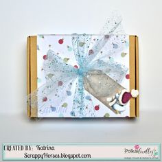 #pdcraft #pdoodlescraft Quick wrapping! Christmas