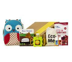 Citrus Lane subscription service #August #2012 box