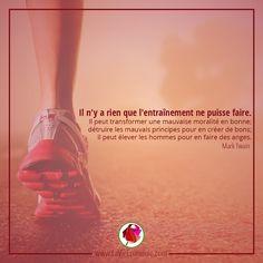 Persévérez, recommencez, ne vous découragez pas : Vous parviendrez forcément à votre but.