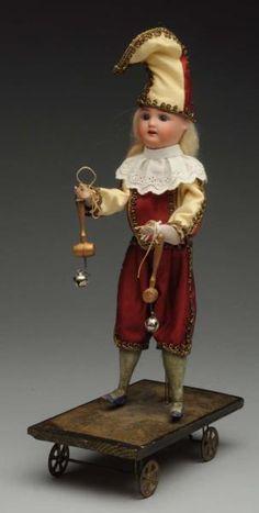 Lot # : 938 - German Pull Toy.