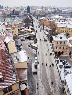 Charles Bridge - Prague, Czech Republic