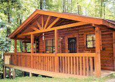 Secret Hideaway #195 | 1 Bedroom Cabins | Pigeon Forge Cabins | Gatlinburg Cabins