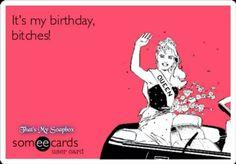 It's my birthday month! :)