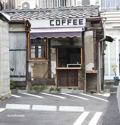 28 ideas exterior cafe design bakeries for 2019 Coffee Store, Coffee Cafe, Coffee Shop Design, Cafe Design, Cafe Restaurant, Restaurant Design, Café Bistro, Cafe Concept, Shop Facade
