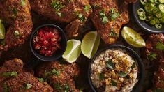 """""""For as long as I've known my mother-in-law, this is one of her best recipes,"""" says Mayat. Chicken Masala, Chicken Tikka, Meatball Casserole, Casserole Dishes, Eid Food, Steamed Vegetables, Curry Dishes, Masala Recipe, Marinated Chicken"""