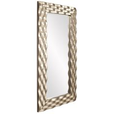 Howard Elliott Cartier Silver Mirror