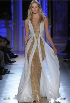 Zuhair Murad. Omg yes yes yes! I very much want this one.