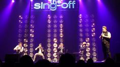 'WOW HITS' VoicePlay on The Sing-Off Tour 2015 #singofftour