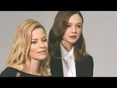 Actors on Actors: Carey Mulligan and Elizabeth Banks – Full Video - YouTube