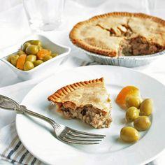 tourtiere meat pie recipe yankee magazine memere rousseau s tourtiere ...