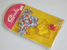 Pedigree Sindy 73 Bib Skirt S-123 MOC