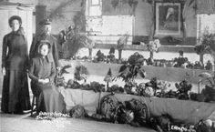 Harvest Festival Salvation Army  Stalybridge 1916