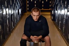 The area's most dominant wrestler, Kyle Snyder, will skip his senior year at Good Counsel to train in Colorado. (Jahi Chikwendiu/The Washington Post)