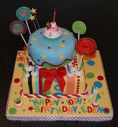 Candy Store Cake | Flickr - Photo Sharing!
