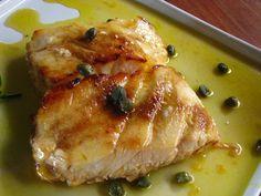 Ingredientes para 4 Pessoas: 1/2 quilo de lombos de peixe (poderá ser de qualquer peixe que gostar de preferência magro) 1/2 colher (chá) de sal