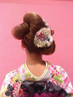 tarubitwu 和装の髪飾り