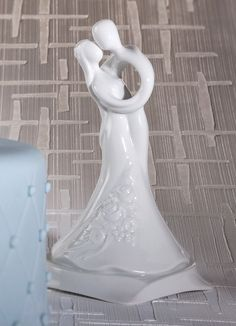 Love Entwined Ceramic Cake Top