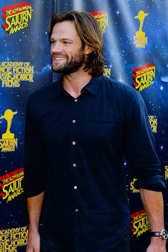 Jared Padalecki at 42nd Annual Saturn Awards @fanpop anon request