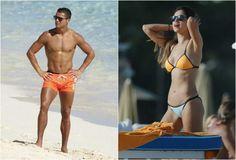 Cristiano y Eiza al parecer han disfrutado juntos en Ibiza donde la estrella del fútbol ha estado de vacaciones.