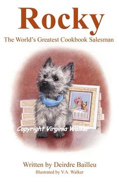 Rocky the World's Greatest Cookbook Salesman
