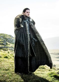 Pin this to your board! - Big Game of Thrones Sale on https://www.world-of-westeros.com/ - Jon Snow (7x3)