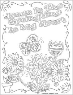 Childrens Gems In My Treasure Box: Grow In Faith Coloring