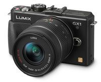 A mirrorless camera by Panasonic. I broke this one so now I've got a Sony RX100m3