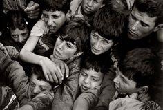 James Nachtwey, maestro de la fotografía de guerra