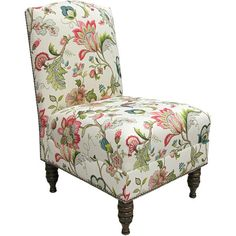 I pinned this Odette Accent Chair in Brissac Jewel from the Spring into Style event at Joss and Main! Love this chair!