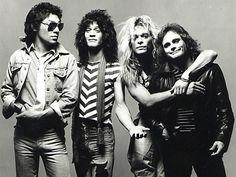 Van Halen with David Lee Roth
