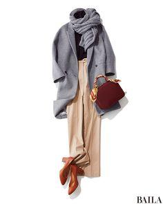 Fashion Capsule, Fall Fashion Outfits, Modest Fashion, Mature Women Fashion, Womens Fashion, Classy Outfits, Casual Outfits, Layered Fashion, Street Style Women