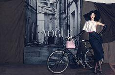 Jeon Ji-hyun // Vogue Korea // September 2013