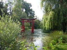 Torii du jardin de Vesoul