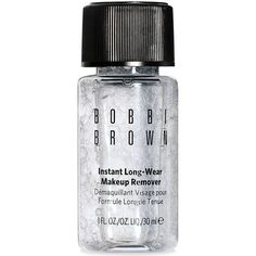 Bobbi Brown Bobbi To Go Instant Long-Wear Makeup Remover ($12) ❤ liked on Polyvore featuring beauty products, skincare, face care, makeup remover, beauty, filler, no color and bobbi brown cosmetics