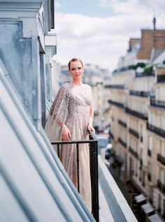 Couture among the Paris rooftops: http://www.stylemepretty.com/collection/2205/