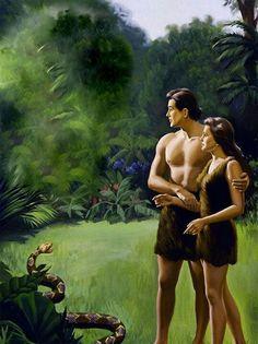 Adão e Eva (Gênesis 3)