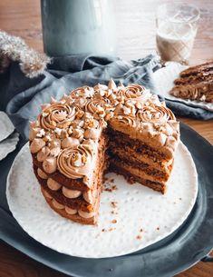 Tiramisu, Breakfast, Cake, Ethnic Recipes, Affair, Food, Kitchen, Morning Coffee, Cooking