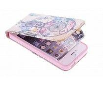Design TPU flipcase iPhone 5 / 5s / SE