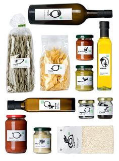 From GLOBUS ORGANICS - a German brand with a wide array of simple, unique and cohesive packaging.