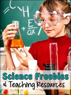 Science Freebies and Teaching Resources in Laura Candler's online file cabinet