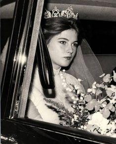 3 février 1977 : mariage de la princesse Antonia de Prusse (°1955) et de Charles Wellesley, marquis de Douro
