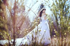 """Snow White"" Photography by Emily Soto http://500px.com/photo/4282349"