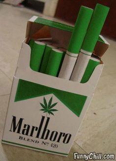 marlboro weed cigarettes