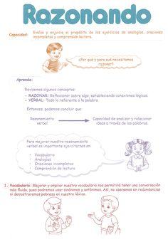 Razonamiento Verbal: Razonamiento Verbal para Tercer Grado de Primaria 3º PDF
