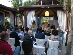 I Venerdì letterari ... fronte mare ... al Grand Hotel La Tonnara - Amantea (Cosenza). Presentazione del progetto: RISVEGLIO IDEALE - Che cos'è, che fa, il futuro da costruire.