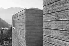 Neubau Lehmhaus Rauch, Schlins/AT | Boltshauser Architekten, Zürich, Schweiz