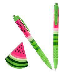 Watermelon pen