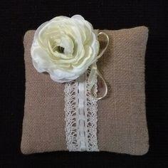 DIY Ring Bearer Pillow