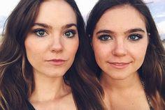 Nina and Randa after 2